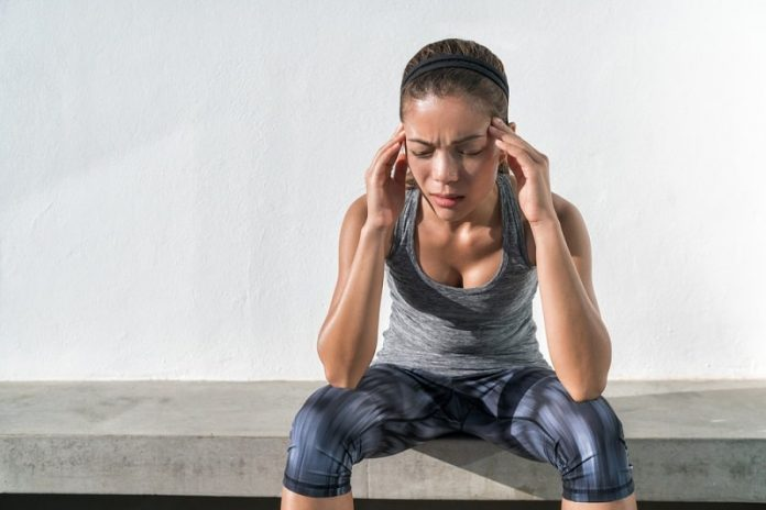 exertion headache symptoms