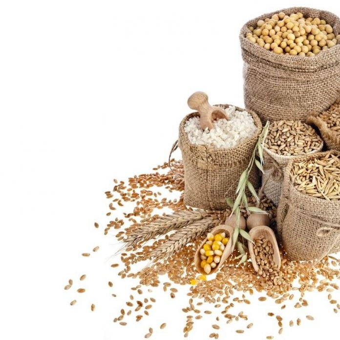 Switch processed whole grains with unprocessed whole grains