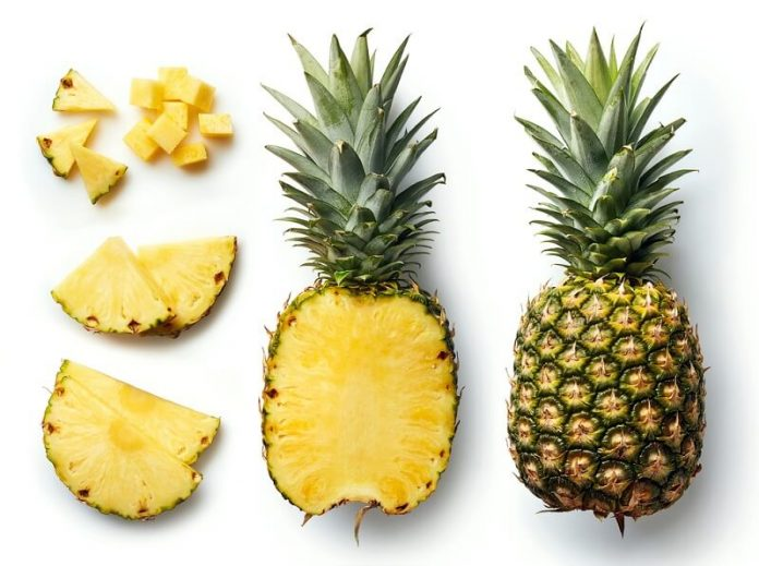 health benefits of eating pineapple for a women