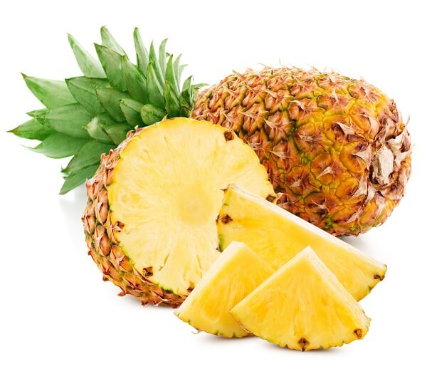 health benefits of eating pineapple for women and men